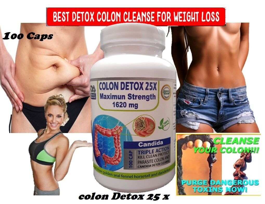 pure detox and weight loss natural effective