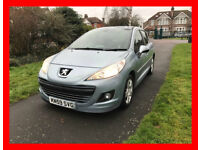 2009 Peugeot 207 1.6 HDi Sport 5dr --- Diesel --- Manual --- Part Exchange Welcome --- Drives Good