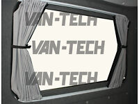 VW T5 Van Transporter Blackout Interior Curtain Side Loading Door