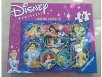Disney Princesses puzzle