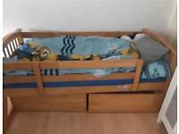 Children's bed frame