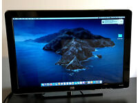 "HP w2216 21.6"" Widescreen LCD Monitor built-in Speakers DVI VGA"