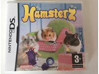 """Nintendo DS """"Hamsterz"""" game"""