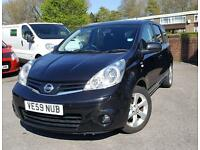 Nissan Note Diesel, Top Spec