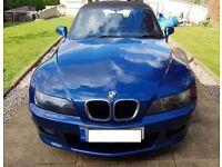 BMW Z3, 2.2, 2001