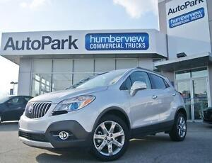 2016 Buick Encore Leather NAVI|FULLY LOADED|LOW KM