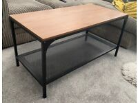 TV Stand & matching coffee table