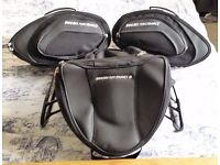Ducati Perfomance - Touring Luggage Set