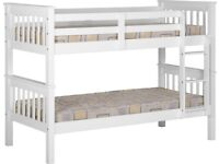 New Single wooden bunk bed for kids with optional mattress *Cash on delivery**