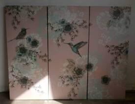 Beautiful 3 split Canvas