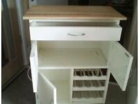 Scotts of stow unit kitchen trolley