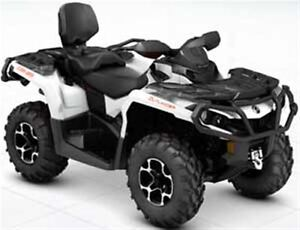 Used 2015 Can-Am Outlander Max 500 XT