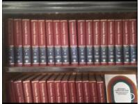Full set of Encyclopaedia Britannica, 15th Edition.