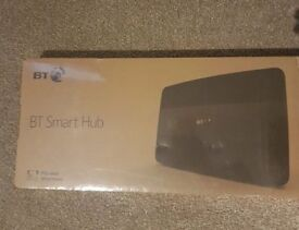 Brand New Sealed - BT Smart Hub WiFi Cable & Fibre Router - AC 2600, Dual-band Super Fast