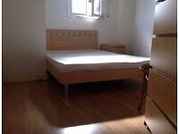 Fully furnished double room (bills incl)