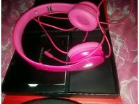 Hot Pink Dr Dre Beats With Box Looking Fast Sale Asap