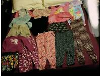Girls clothes large bundle 6-7