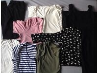 Size 14 maternity bundle (9 items) £6 HAROLD HILL