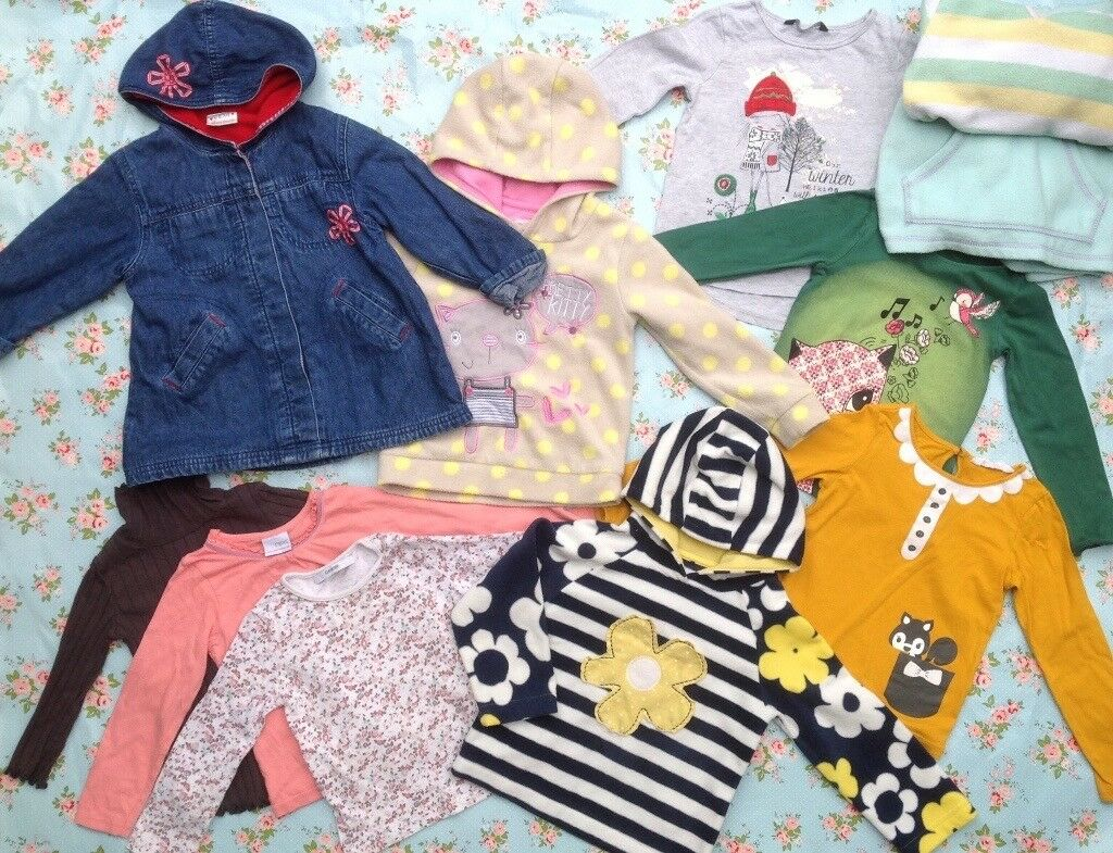 See other photos, girls winter bundle 2-3 years & 3-4 years Next M&S Vertbaudet George Monsoon