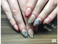 Acrylic nails/ Gel nails and nail art