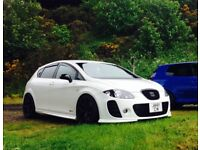 Seat Leon K1 Candy White Immaculate & Low Miles