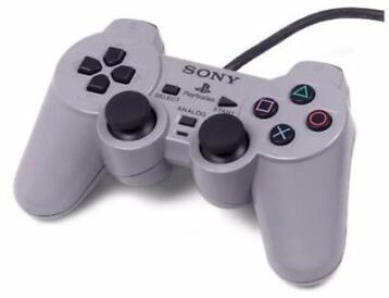 Sony Dual Shock Controller Grey (PS1)
