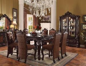 TRADITIONAL DINING SETS ON A VERY GOOD DEAL (ID-268)