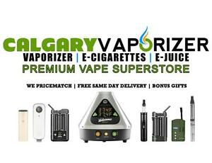 CALGARY VAPORIZER | FREE SAME DAY DELIVERY | AUTHENTIC VAPES