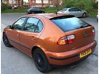 Seat leon cupra 20v turbo 200 bhp quick car not civic type r mazda mps golf gti subaru 206 172 182