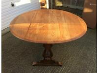 Dining table for upcycle project! £35.00