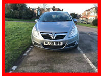 2009 Vauxhall Corsa 1.4 i 16v Club 5dr --- Manual --- Part Exchange Welcome --- Drives Good