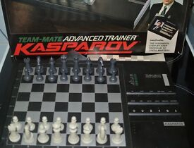 Chess Computer - Kasparov Team Mate