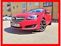Automatic -- 2015 Vauxhall insignia 2.0 CDTi SRi VX-Line --- 23000 Miles ---- PCO suitable for PCO