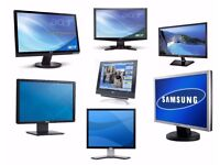 Computer Screens / LCD Monitors from £20
