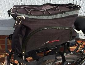 Cycle trunk bag