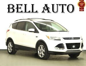 2014 Ford Escape AWD LEATHER NAVIGATION BACK UP CAMERA VOICE COM