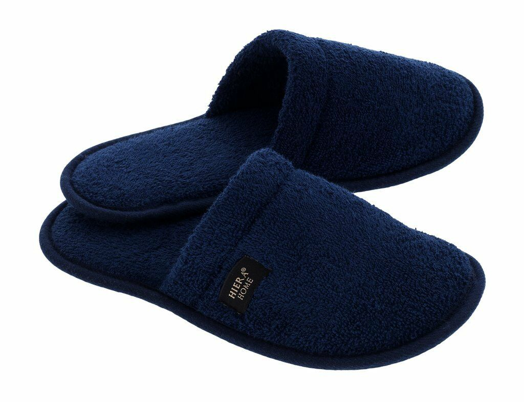 99bed269c12ee Luxury Hotel Terry Towel Slippers Men Women Unisex Bath Spa Real Turkish  Cotton