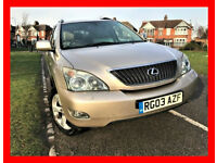 StyLish -- Lexus RX 300 Automatic 3.0 SE --- Cream Leather Nice Looking -- Part Exchange Welcome
