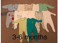 3-6 Month Boys Bundle