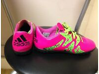 Girls adidas Astro turf trainers