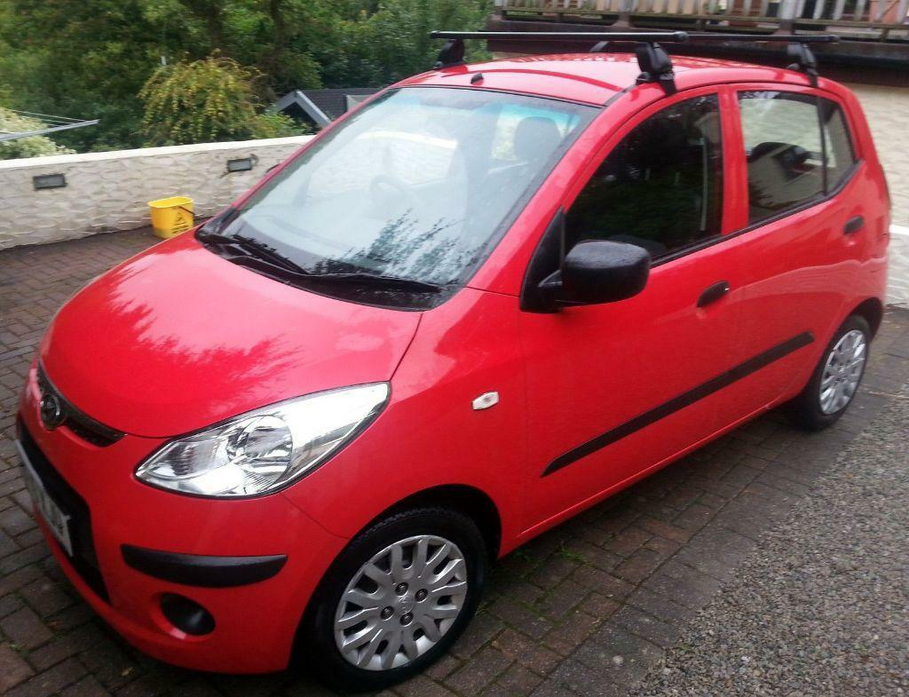 2010 hyundai i10 classic 55 000 miles in callington cornwall gumtree. Black Bedroom Furniture Sets. Home Design Ideas