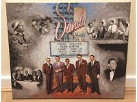 """""""The Rat Pack"""" collage canvas by Ylli Haruni"""