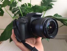 Canon EOS 1200D - 18MP - EFS 18-55mm