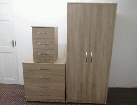 Winchester Oak Set