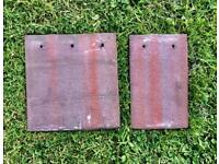 Redland Plain Concrete Roof Tiles NEW