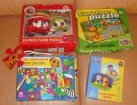 Kid's Jigsaws Bundle