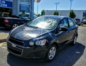 2013 Chevrolet SONIC LS SEDAN,AIR,BLUETOOTH,