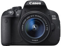 Canon EOS 700D Boxed with Lenses for sale  London