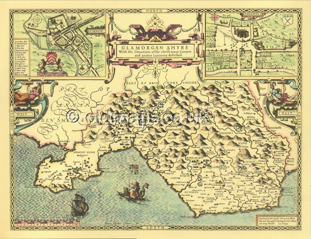HUGE  1773 SC MAP Seneca Tega Cay Walhalla SURNAMES !!!