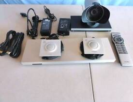 CISCO TANDBERG TELEPRESENCE C20 Complete set with 12x CAM video conference